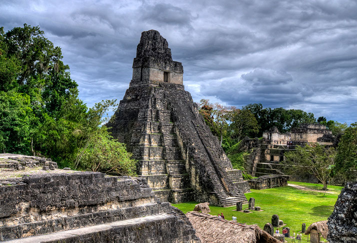 Tikal, Guatemala.photo ©Felipe Percastegui(Andreï).