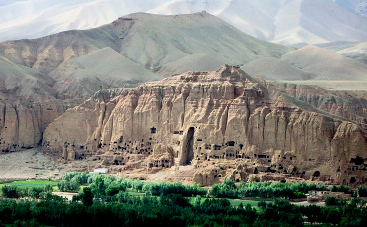 Bamiyan, Afghanistan.photo © James Gordon.