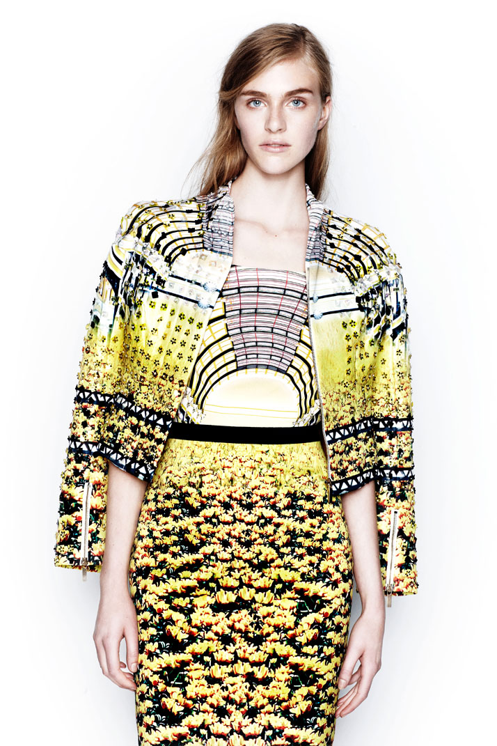 Resort 2014, photo © Mary Katrantzou.