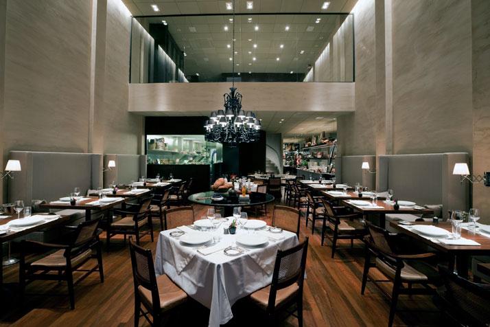 D.O.M. Restaurant, São Paulo, Brazil.