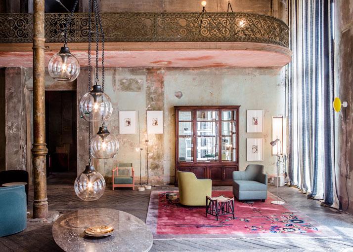 Between Time | A Curated Showcase of Fine Furnishings and Art by Gisbert Pöppler & Erik Hofstetter in Berlin, Germany.photo© David von Becker.
