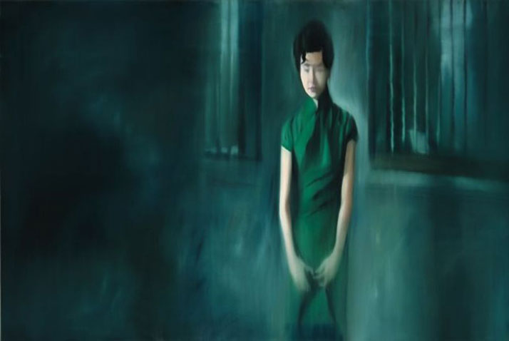 He Wenjue, ''In the Mood for Love'', Courtesy of the artist and Yang Gallery.