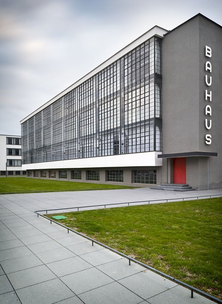 bauhaus arkitektur