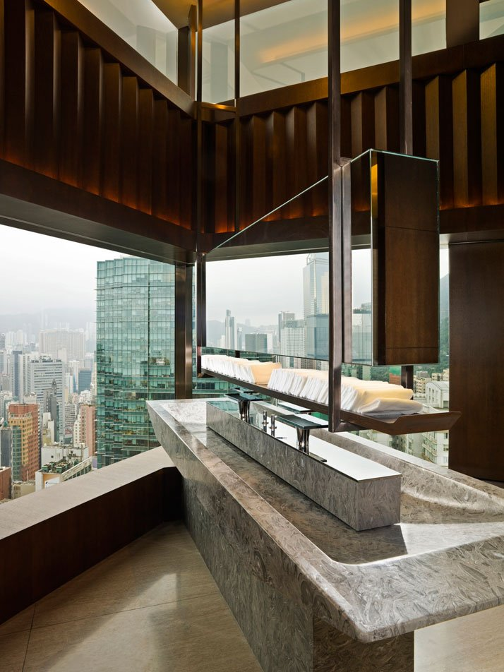 The Upper House An Upward Journey Above Hong Kong Yatzer