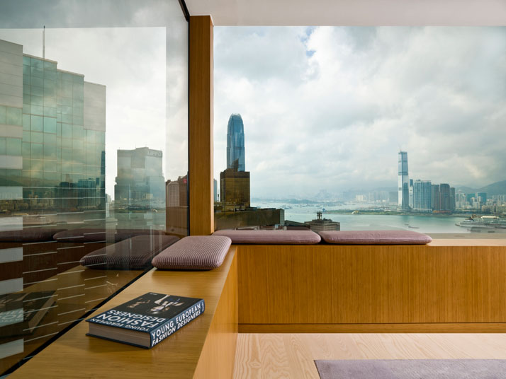 photo © The Upper House, Hong Kong.