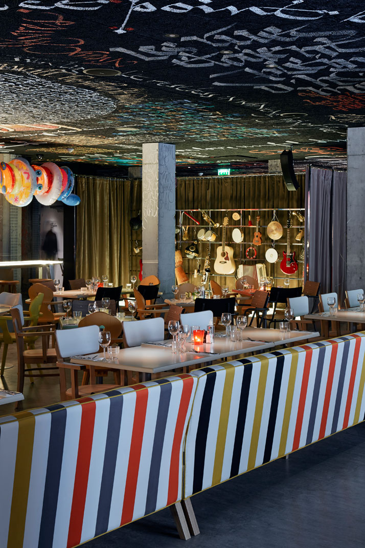 The new mama shelter hotel by philippe starck in bordeaux france yatzer - Hotel mama shelter bordeaux ...