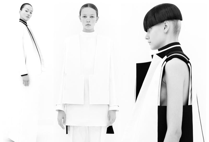 RH#10 UNISEX HAUTE COUTURE COLLECTION EDITORIAL.Fashion Editor/Stylist: Patti Wilson, photo © Rad Hourani.