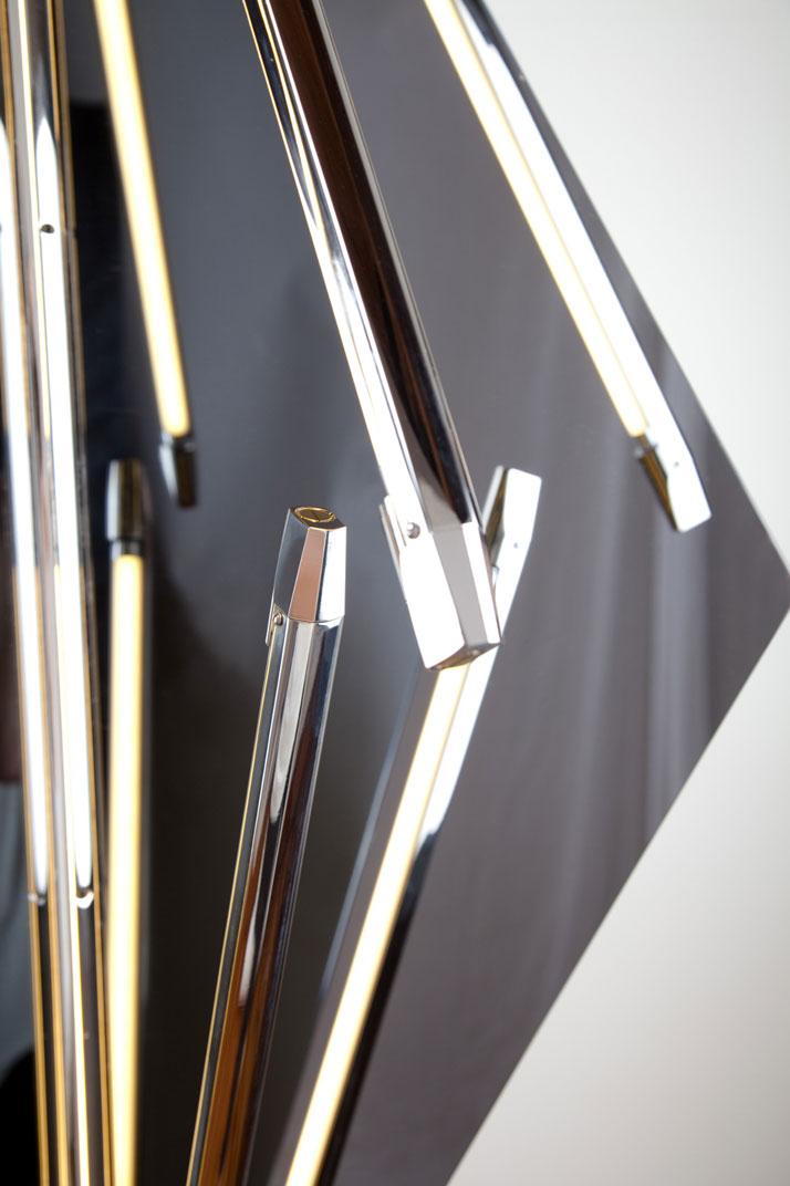 illuminating geometry the lighting designs of bec brittain yatzer