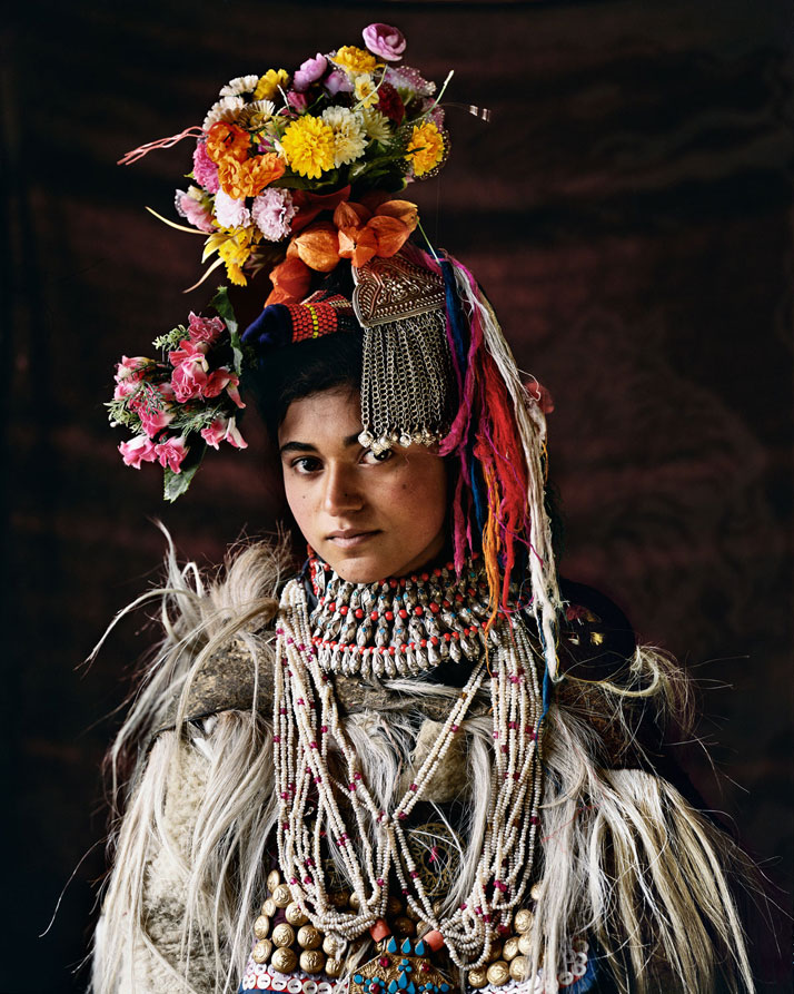 The DROKPA tribe, INDIA, February 2012.photo © Jimmy Nelson.