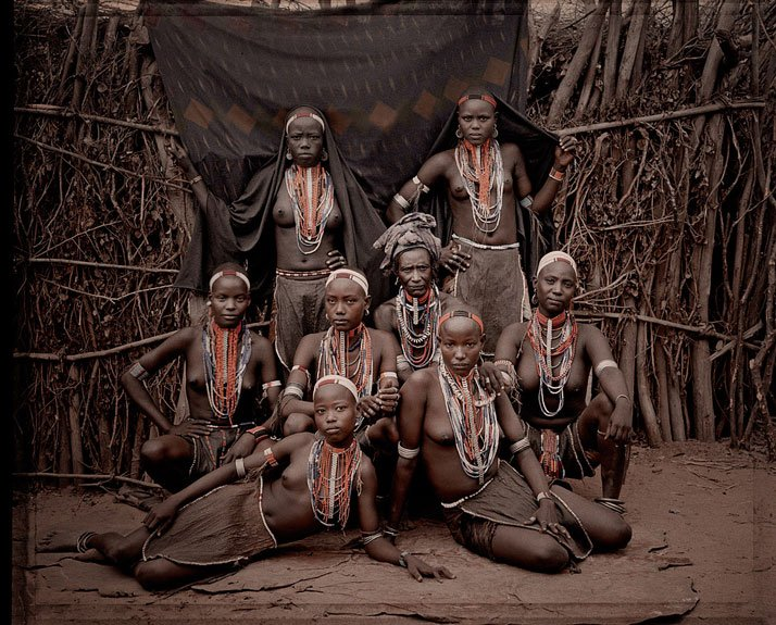 The ARBORE tribe, ETHIOPIA, July 2011.photo © Jimmy Nelson.