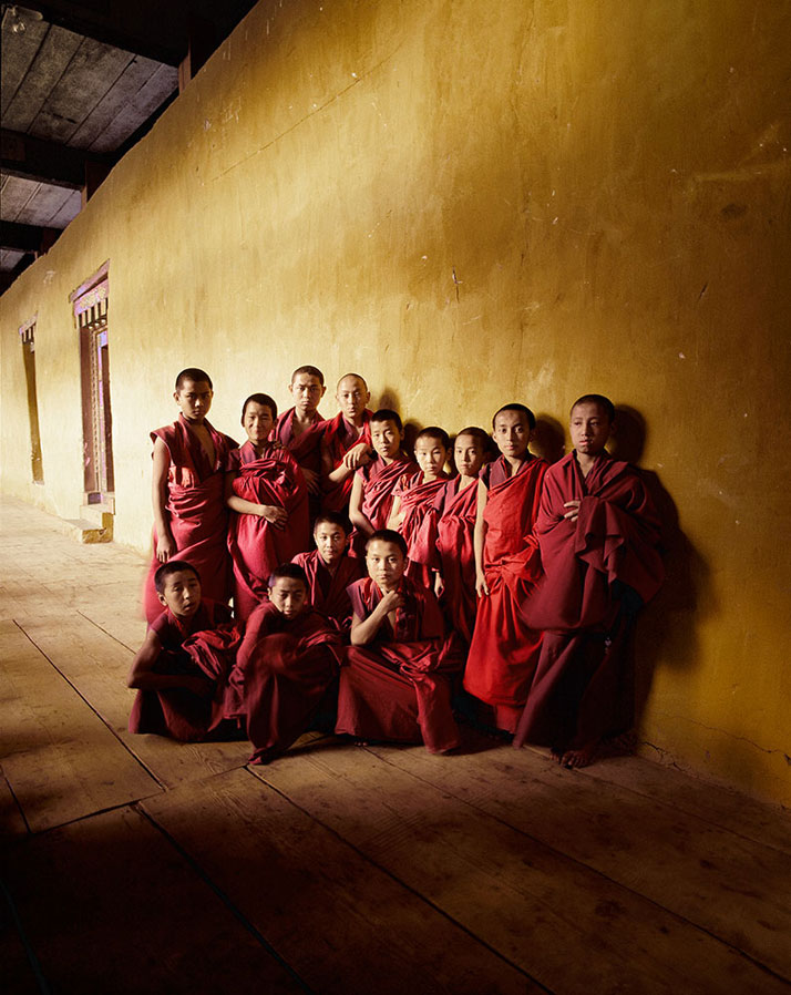 The TIBETANS tribe, China, August 2011.photo © Jimmy Nelson.