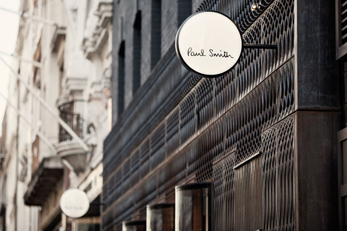 Paul Smith S Cast Iron Fronted Store In London Yatzer