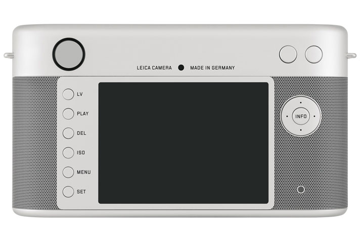 LEICADIGITAL RANGEFINDER CAMERACustom-made by Jony Ive and Marc Newson for the (RED) Auction 2013. Edition 01/01.