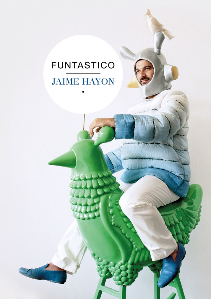 Jaime Hayon, photo © Hayon Studio.