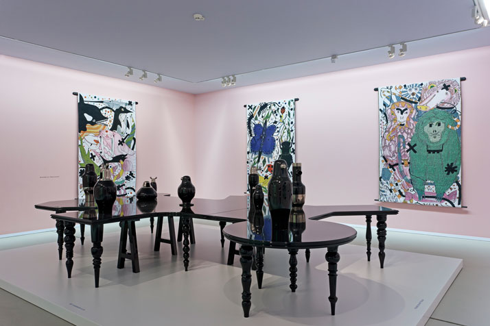 FUNTASTICO, Jaime Hayon. Installation view at the The Groninger Museum. Courtesy of The Groninger Museum, 2013.