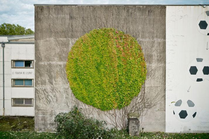 GROW, Besançon, France, 2013. Photo © SpY.