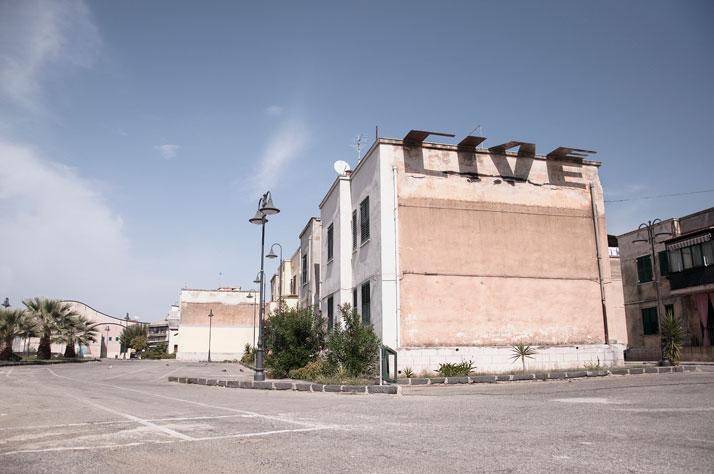 LIVE, Rosarno, Italy, 2012. Photo © SpY.