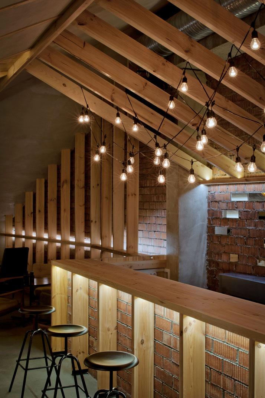 The Attic Bar By Inblum Architects In Minsk Belarus Yatzer