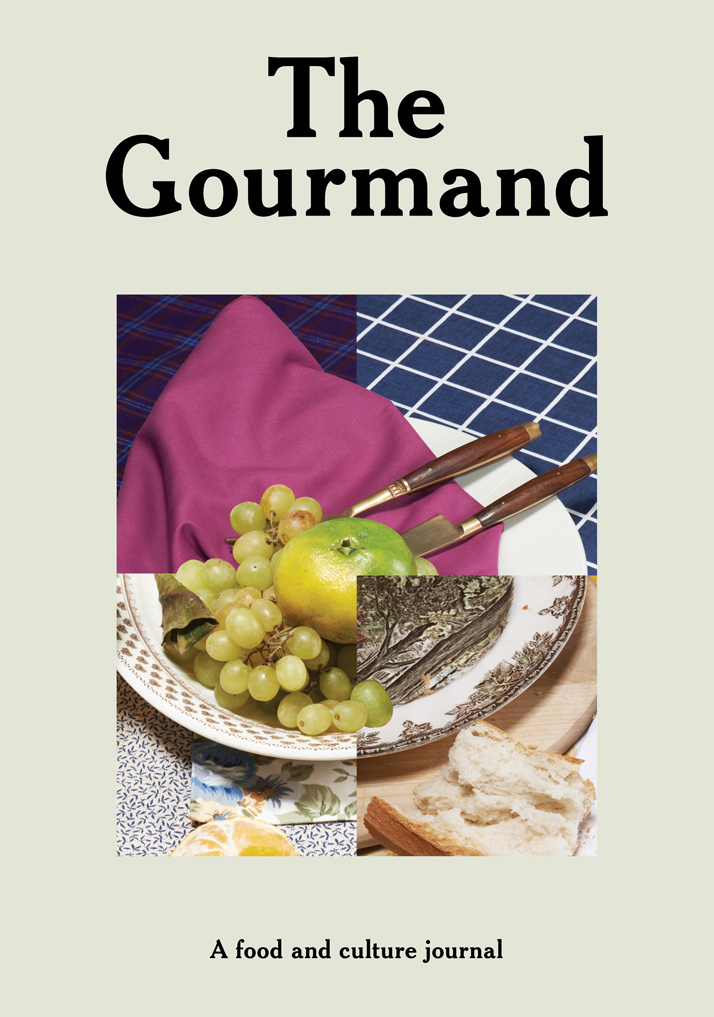 The Gourmand issue No3. Photo © The Gourmand.