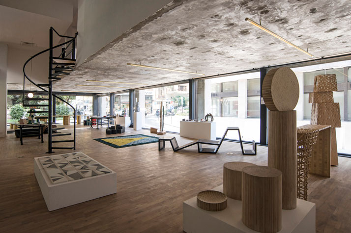Gallery Space Design Carwan Gallery Opens A...