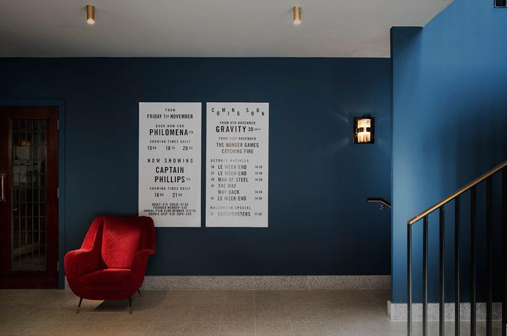 The lobby. Photo© Paul Raeside.