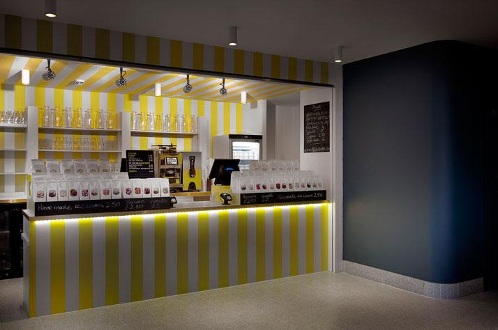 The sweet shop. Photo© Paul Raeside.