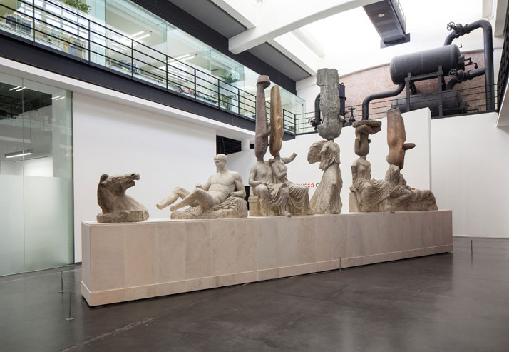 Xu Zhen, Eternity, 20133.5x13x1,5 mProduced by MadeIn CompanyCourtesy of UCCA.