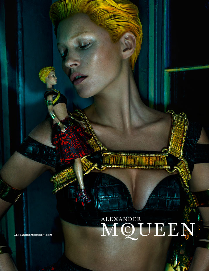 Courtesy of Alexander McQueen.