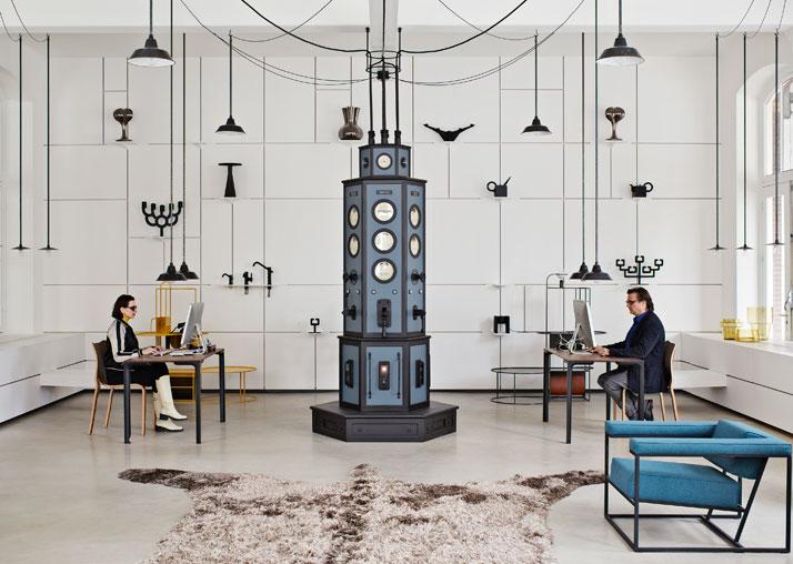 Dresser Montigny Par Roderick Vos   Journal Du Design