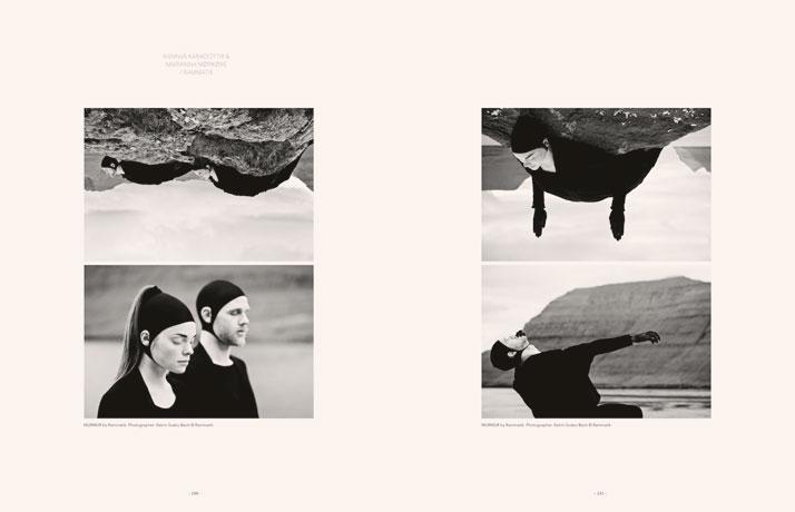 MURMUR by Rammatik. Film stills © Rammatik.By  Cooper & Gorfer from The Weather Diaries, Nordic Fashion Biennale,  copyright The Nordic House, Iceland & SEEK 2014. Image courtesy of  Gestalten.