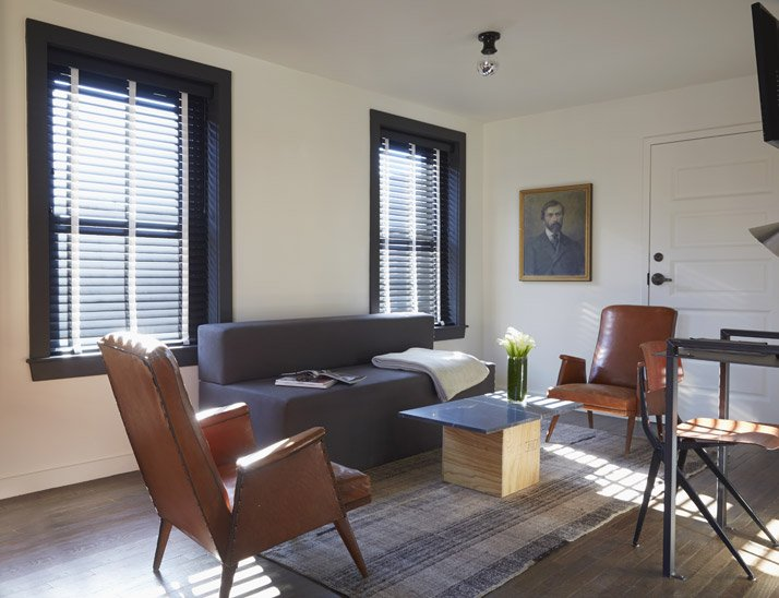 Sleeping With The Dean A New Boutique Hotel In Providence