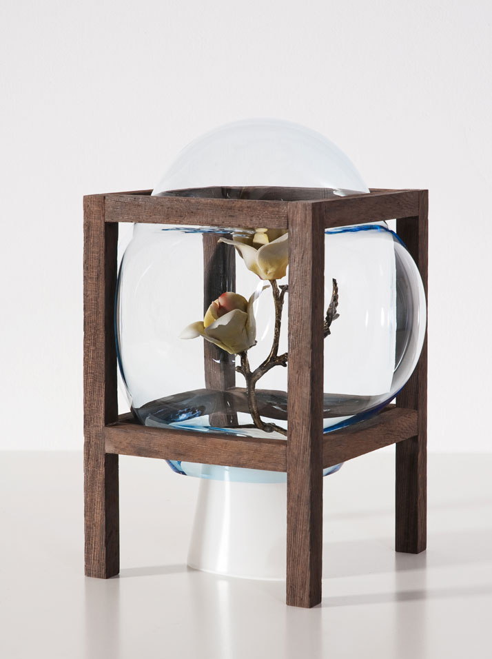 Round Square - Little cabinet, photo © StudioThier&VanDaalen.