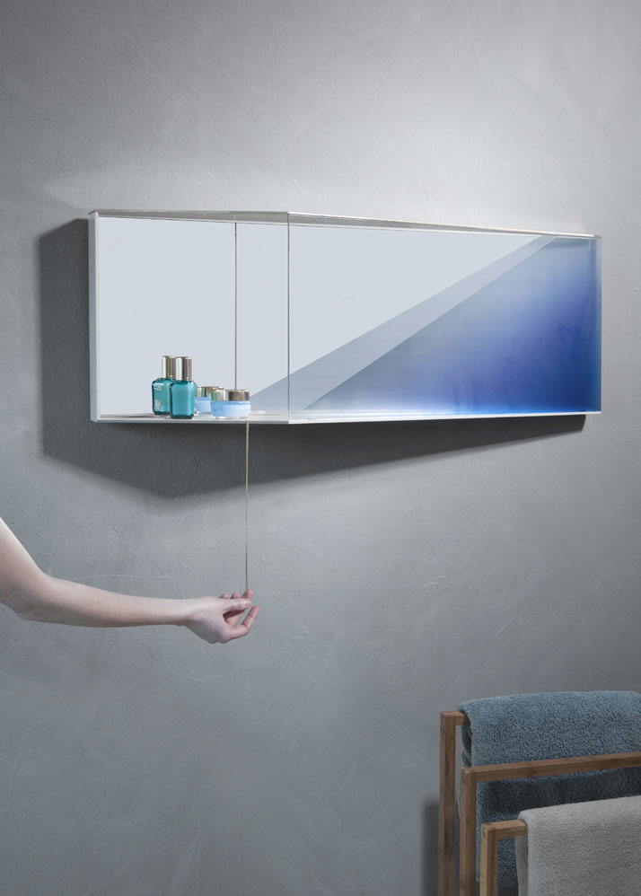 Translucent Mirror, photo ©  Lisa Klappe / StudioThier&VanDaalen.