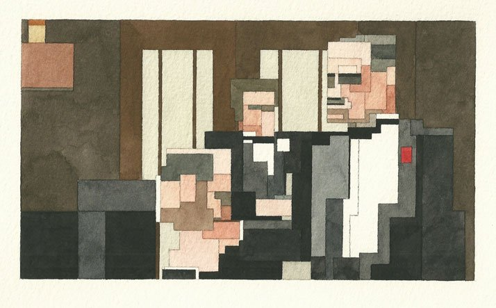 The Godfather. © Adam Lister.