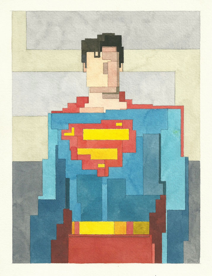 Man of Steel. © Adam Lister.