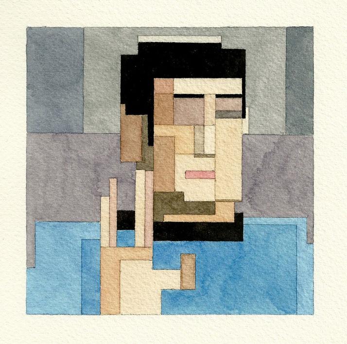 Spock. © Adam Lister.