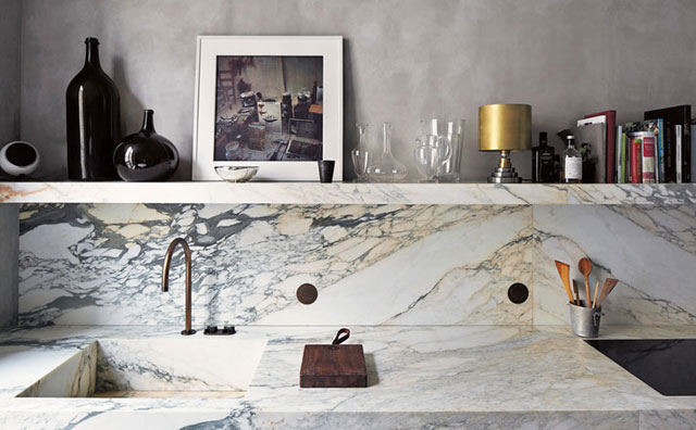 A Marbleous Trend: The Versatile Use of Marble in Design