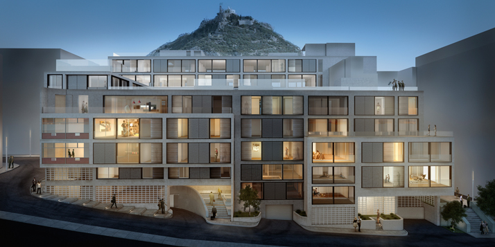 One Athens rendering © One Athens.