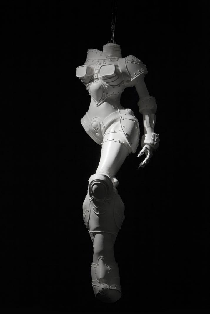 Lee BulCyborg W1, 1998Collection Artsonje Center, Séoul© Photo : Watanabe Osamu. Courtesy Mori Art Museum, Tokyo