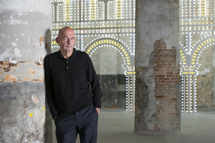 Rem Koolhaas, photo © Gilbert McCarragher.