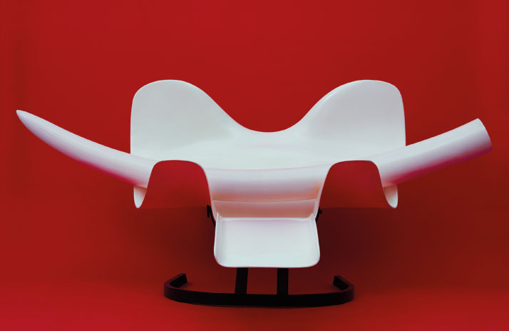 1968: ITALIAN RADICAL FURNITURE, © DESTE FOUNDATION AND TOILETPAPER.
