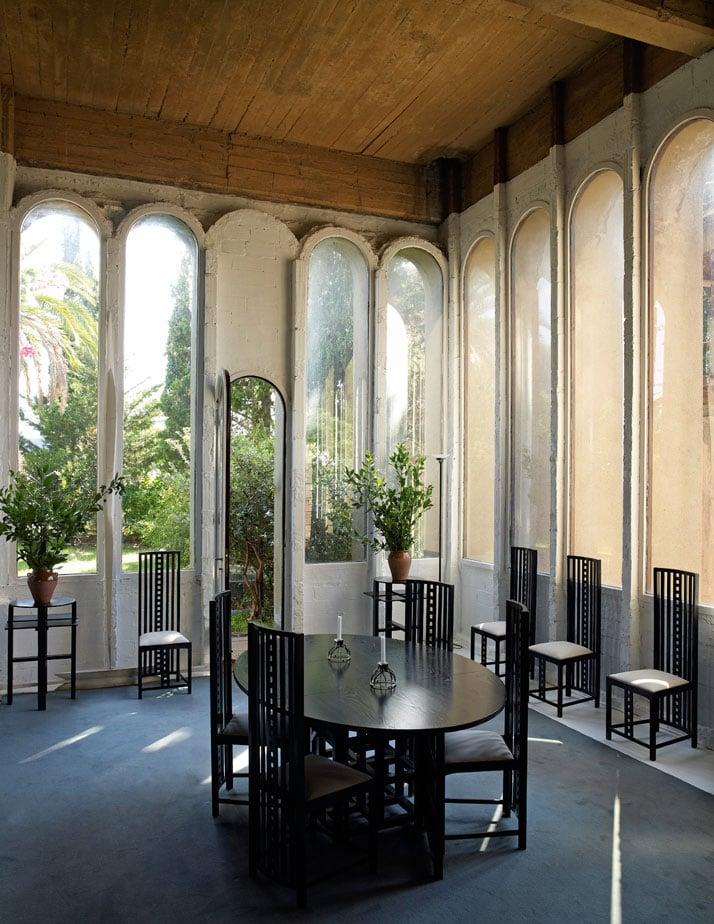 La Fabrica: Ricardo Bofill Residence, Design by Marta Vilallonga, Ricardo Bofill Taller de Arquitectura, Photography: Richard Powers, from The Chamber of Curiosity,Copyright Gestalten 2014.
