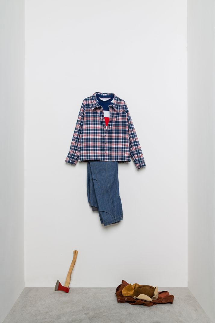 VIVIENNE WESTWOOD ''Lumberjack'', photo © Triennale di Milano.