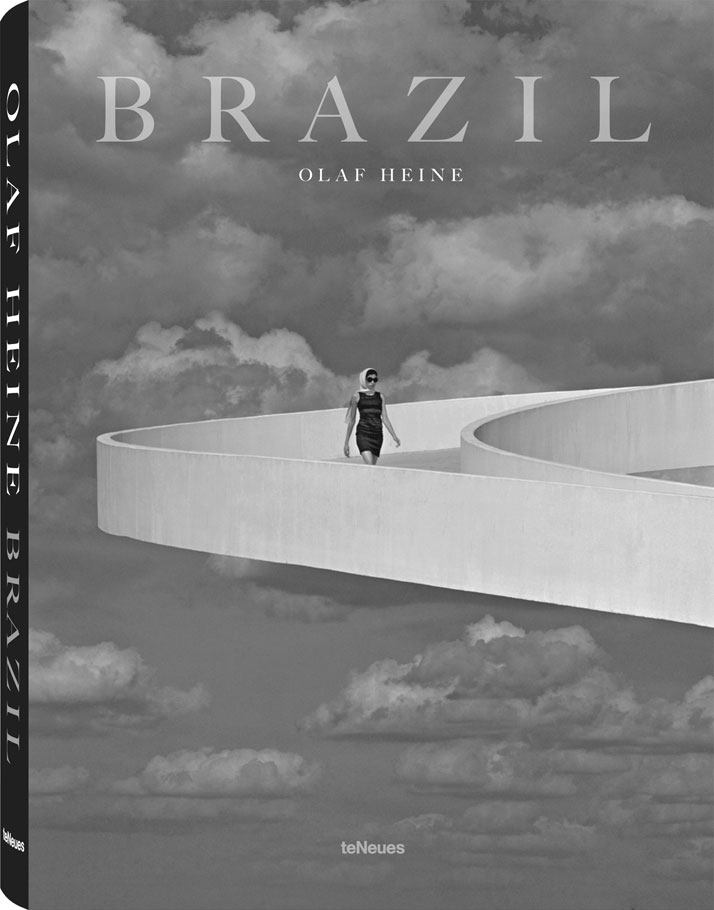 BRAZIL by Olaf Heine, book cover, © teNeues.