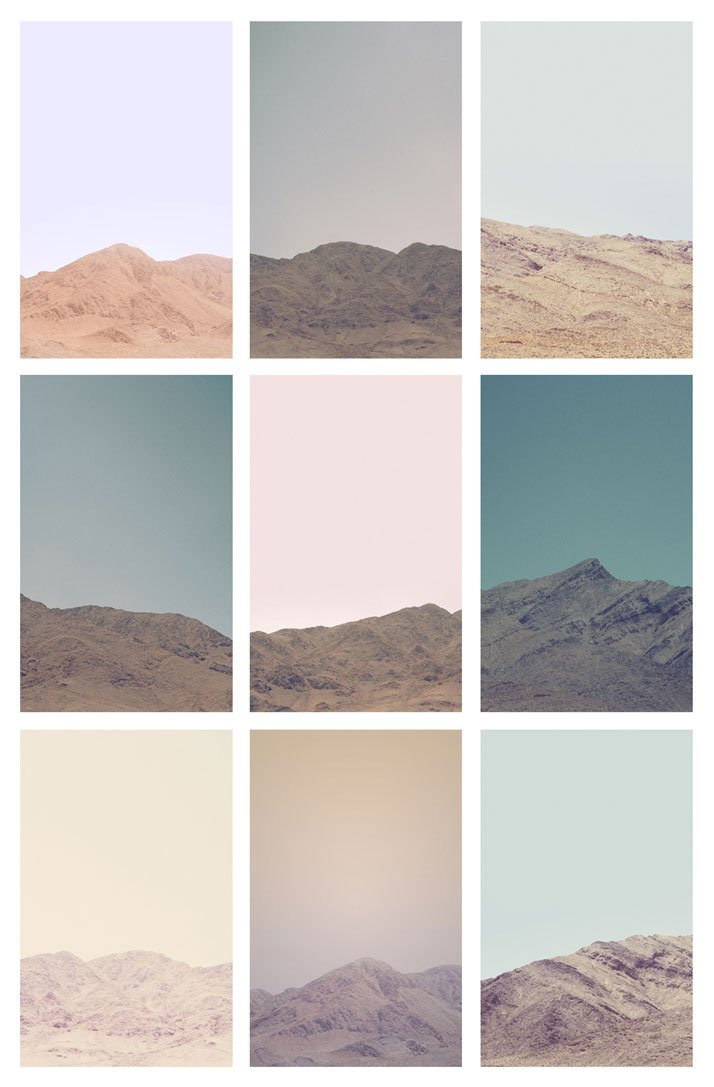 Death Valley photo series by Jordan Sullivan.