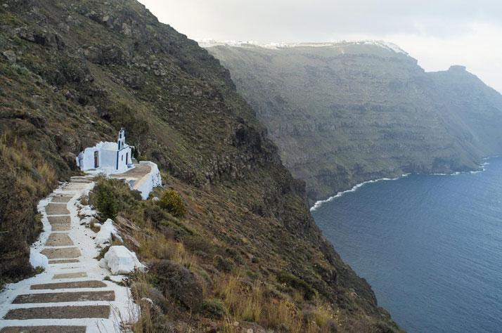 photo © Petros Koublis, Vedema Resort Santorini.