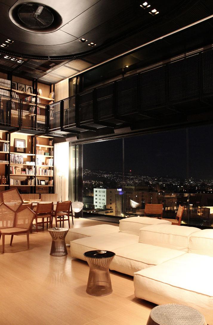 The n b k residence in beirut lebanon by bernard