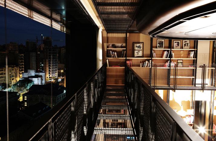 The N B K Residence 2 In Beirut Lebanon By Bernard