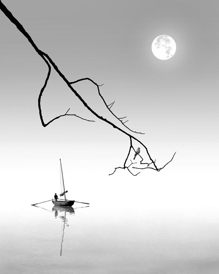 Hong Kong Memoirs, photo © Fan Ho 何藩.