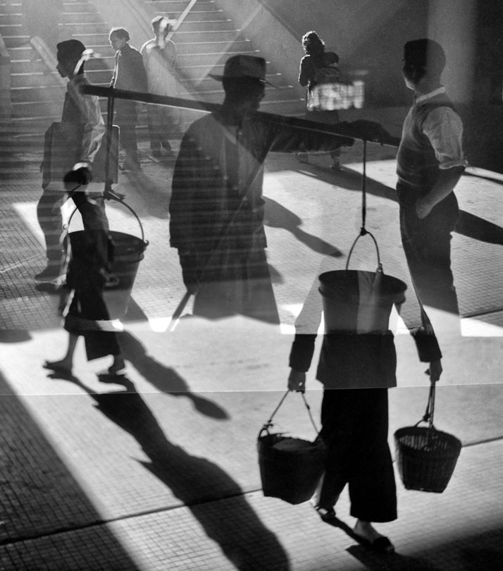 Hong Kong Memoirs, photo © Fan Ho 何藩.